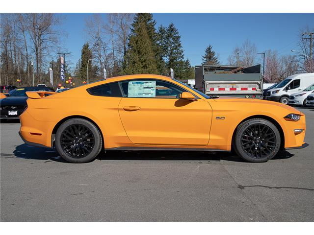 2019 Ford Mustang  (Stk: 9MU4963) in Surrey - Image 8 of 25