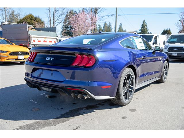 2019 Ford Mustang  (Stk: 9MU2827) in Vancouver - Image 8 of 27