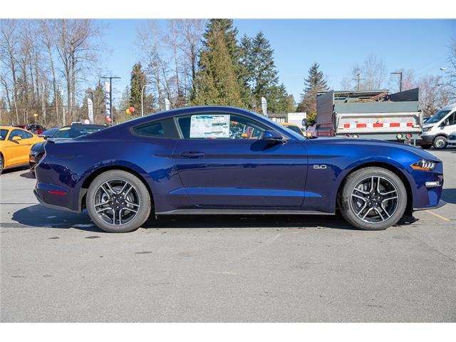 2019 Ford Mustang  (Stk: 9MU2827) in Vancouver - Image 9 of 27