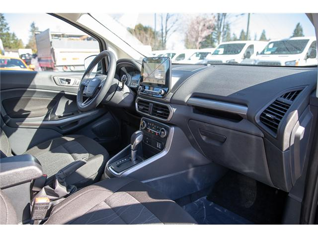 2018 Ford EcoSport SE (Stk: 8EC9495) in Vancouver - Image 17 of 27