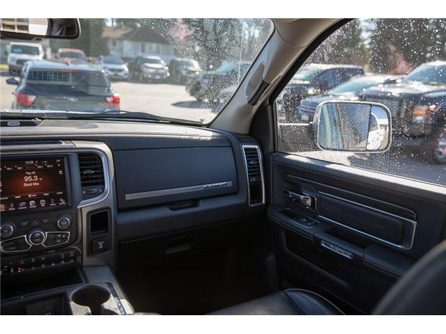 2015 RAM 1500 Longhorn (Stk: 8F19819A) in Vancouver - Image 20 of 30