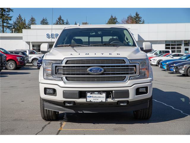 2019 Ford F-150 Limited (Stk: 9F12638) in Surrey - Image 2 of 30