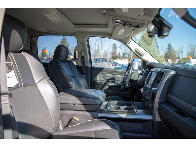 2015 RAM 1500 Longhorn (Stk: 8F19819A) in Vancouver - Image 23 of 30