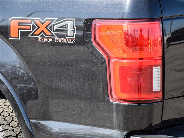 2019 Ford F-150 Lariat (Stk: 19F1286) in St. Catharines - Image 7 of 27