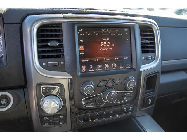 2015 RAM 1500 Longhorn (Stk: 8F19819A) in Vancouver - Image 27 of 30