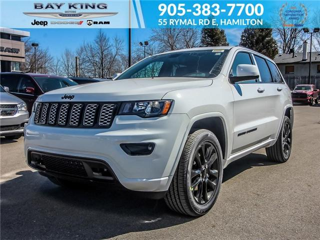 2019 Jeep Grand Cherokee Laredo (Stk: 197605) in Hamilton - Image 1 of 23