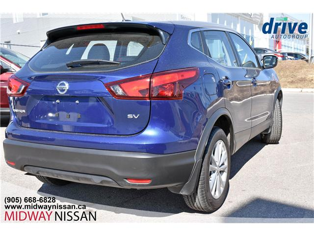 2018 Nissan Qashqai SV (Stk: U1598) in Whitby - Image 10 of 30