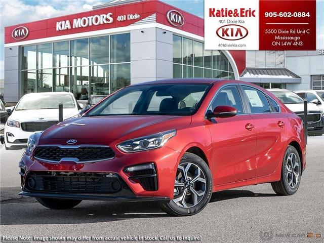 2019 Kia Forte  (Stk: FO19035) in Mississauga - Image 1 of 22