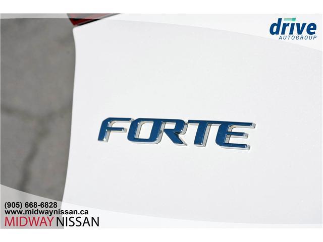 2018 Kia Forte LX (Stk: U1648R) in Whitby - Image 17 of 30