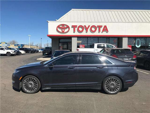 2013 Lincoln MKZ Base (Stk: 1806761) in Cambridge - Image 1 of 13