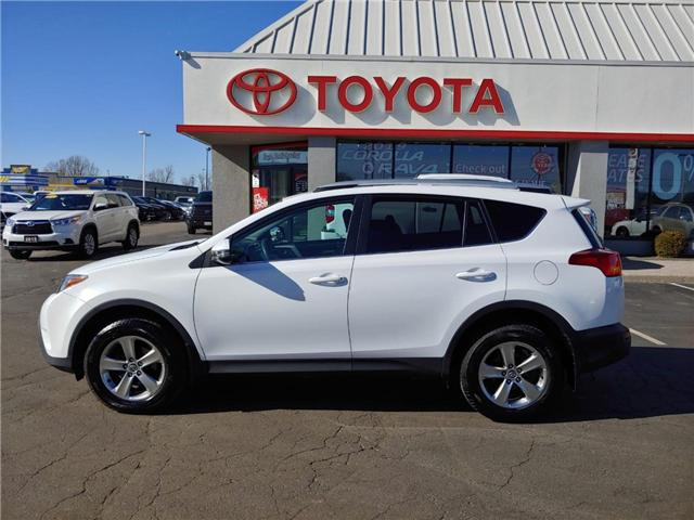 2015 Toyota RAV4  (Stk: P0054910) in Cambridge - Image 1 of 14