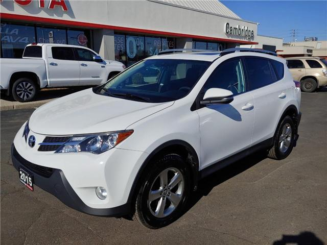 2015 Toyota RAV4  (Stk: P0054910) in Cambridge - Image 2 of 14