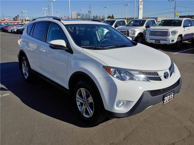 2015 Toyota RAV4  (Stk: P0054910) in Cambridge - Image 4 of 14