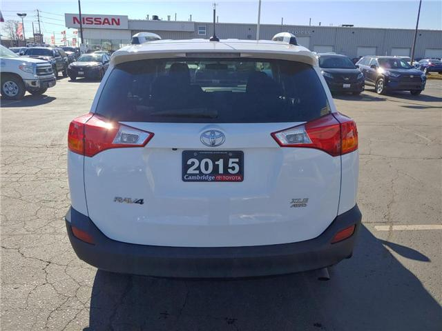 2015 Toyota RAV4  (Stk: P0054910) in Cambridge - Image 7 of 14