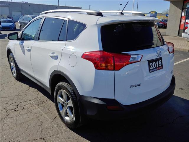 2015 Toyota RAV4  (Stk: P0054910) in Cambridge - Image 8 of 14