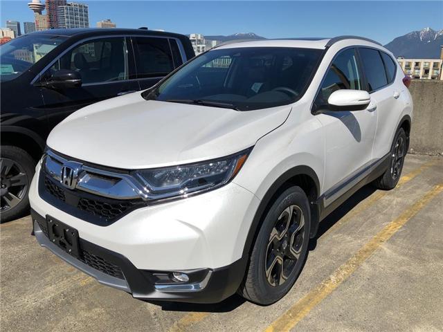 2019 Honda CR-V Touring (Stk: 2K73440) in Vancouver - Image 1 of 4