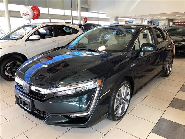 2019 Honda Clarity Plug-In Hybrid Touring (Stk: CK05000) in Vancouver - Image 1 of 4