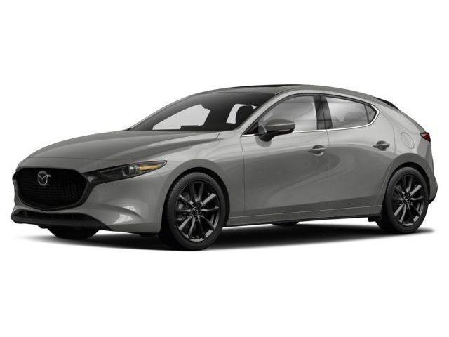 2019 Mazda Mazda3 GS (Stk: 20595) in Gloucester - Image 1 of 2