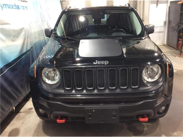 2016 Jeep Renegade Trailhawk (Stk: U611) in Montmagny - Image 2 of 30