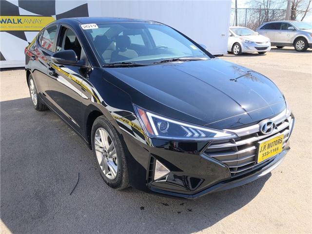 2019 Hyundai Elantra Preferred (Stk: 46486) in Burlington - Image 9 of 23