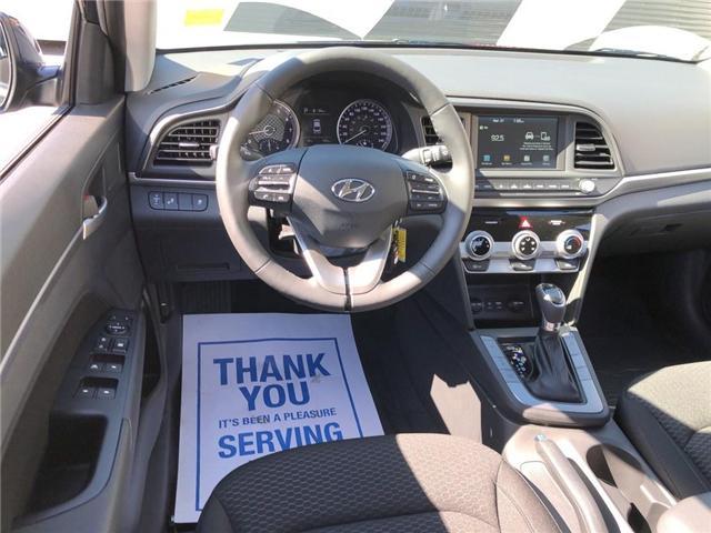 2019 Hyundai Elantra Preferred (Stk: 46486) in Burlington - Image 16 of 23