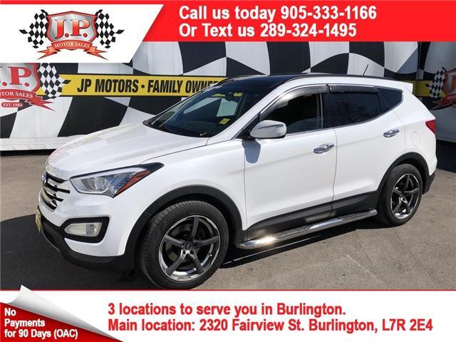 2015 Hyundai Santa Fe Sport Premium (Stk: 46496) in Burlington - Image 1 of 25