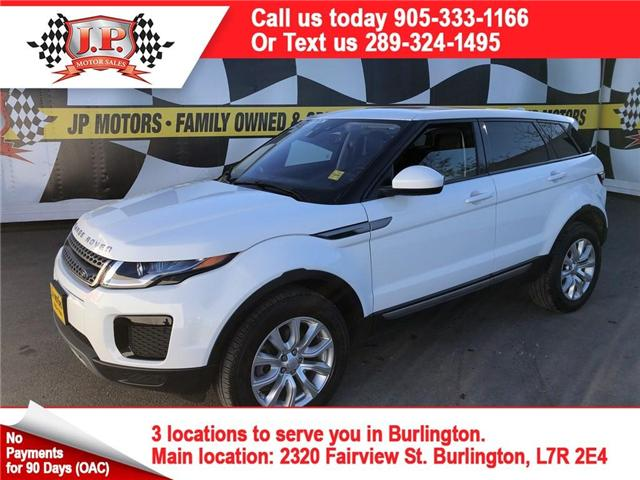 2018 Land Rover Range Rover Evoque SE (Stk: 46481r) in Burlington - Image 1 of 27