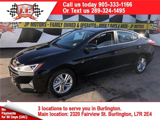 2019 Hyundai Elantra Preferred (Stk: 46485) in Burlington - Image 1 of 22