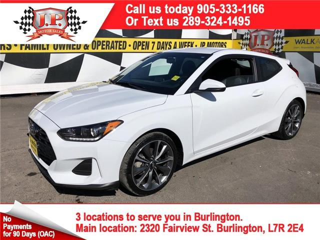 2019 Hyundai Veloster 2.0 GL (Stk: 46508r) in Burlington - Image 1 of 24
