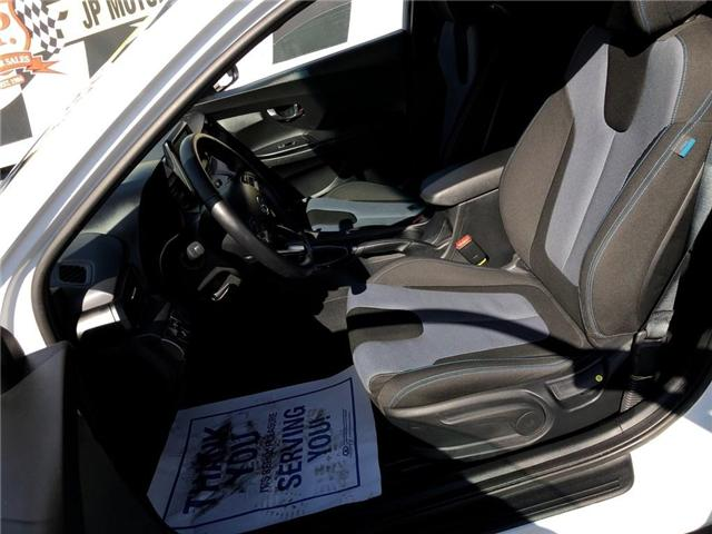2019 Hyundai Veloster 2.0 GL (Stk: 46508r) in Burlington - Image 14 of 24