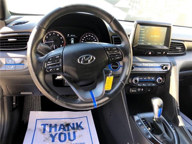 2019 Hyundai Veloster 2.0 GL (Stk: 46508r) in Burlington - Image 16 of 24