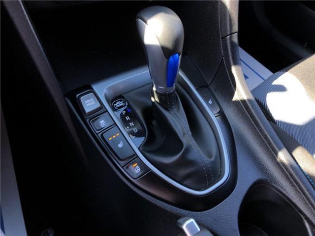 2019 Hyundai Veloster 2.0 GL (Stk: 46508r) in Burlington - Image 17 of 24