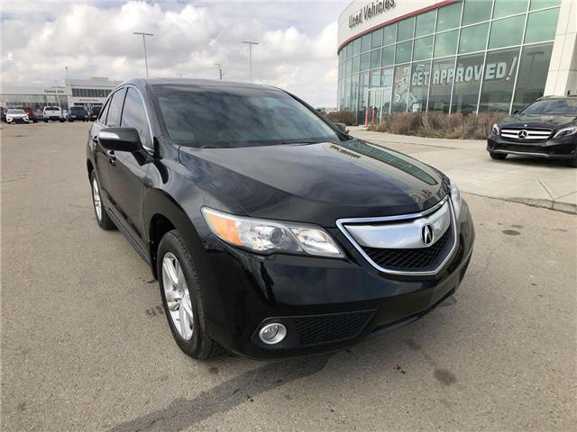 2014 Acura RDX  (Stk: 2900341A) in Calgary - Image 1 of 18