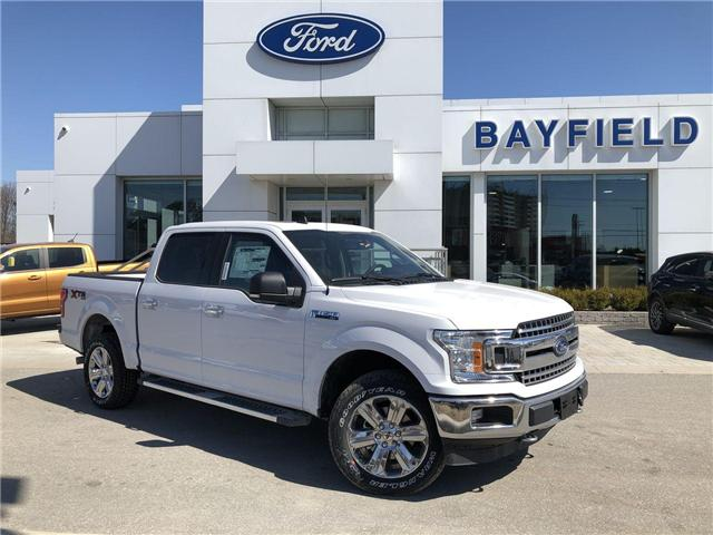 2019 Ford F-150 XLT (Stk: FP19368) in Barrie - Image 1 of 30