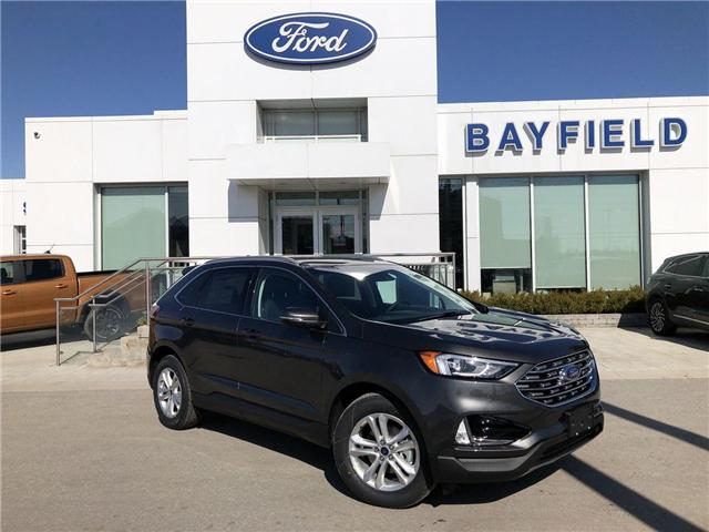 2019 Ford Edge SEL (Stk: ED19397) in Barrie - Image 1 of 30