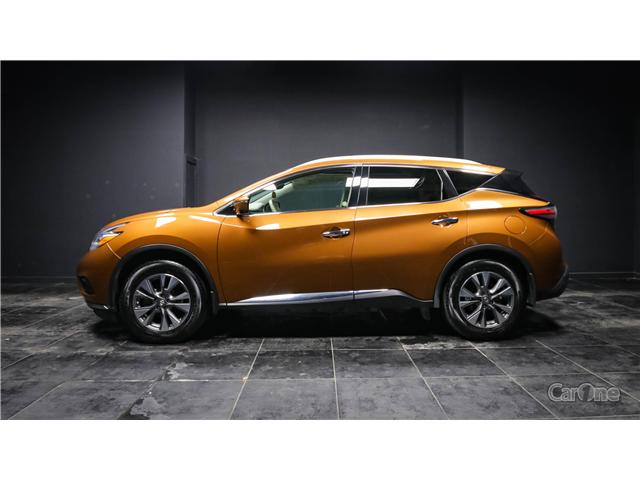 2016 Nissan Murano SL (Stk: CT19-116) in Kingston - Image 1 of 35