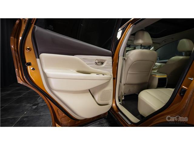 2016 Nissan Murano SL (Stk: CT19-116) in Kingston - Image 7 of 35