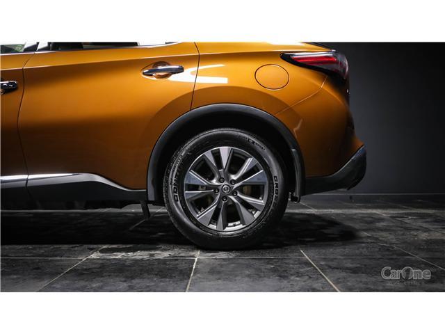 2016 Nissan Murano SL (Stk: CT19-116) in Kingston - Image 13 of 35