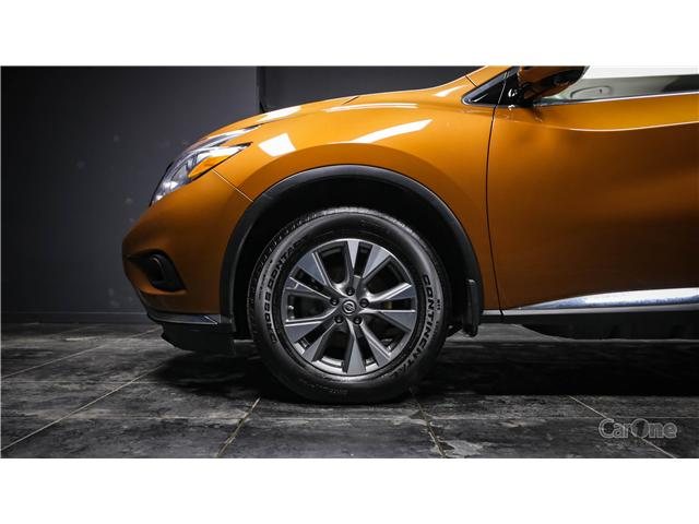 2016 Nissan Murano SL (Stk: CT19-116) in Kingston - Image 14 of 35