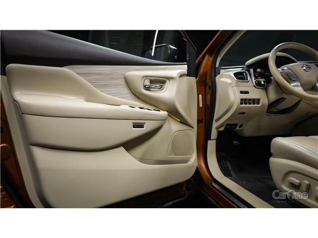 2016 Nissan Murano SL (Stk: CT19-116) in Kingston - Image 16 of 35