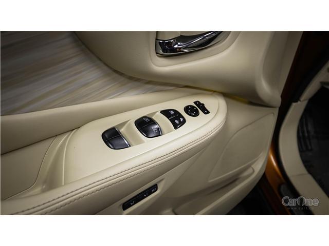 2016 Nissan Murano SL (Stk: CT19-116) in Kingston - Image 17 of 35