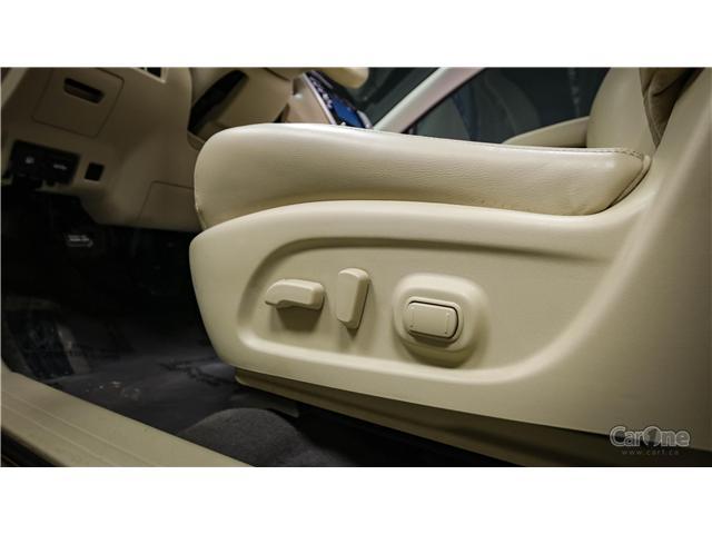 2016 Nissan Murano SL (Stk: CT19-116) in Kingston - Image 18 of 35