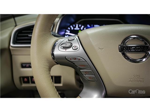 2016 Nissan Murano SL (Stk: CT19-116) in Kingston - Image 20 of 35