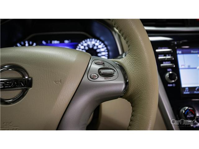 2016 Nissan Murano SL (Stk: CT19-116) in Kingston - Image 21 of 35
