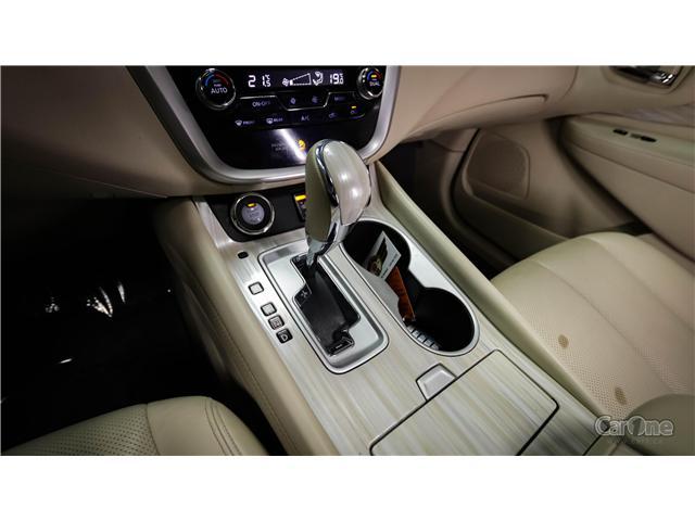 2016 Nissan Murano SL (Stk: CT19-116) in Kingston - Image 29 of 35