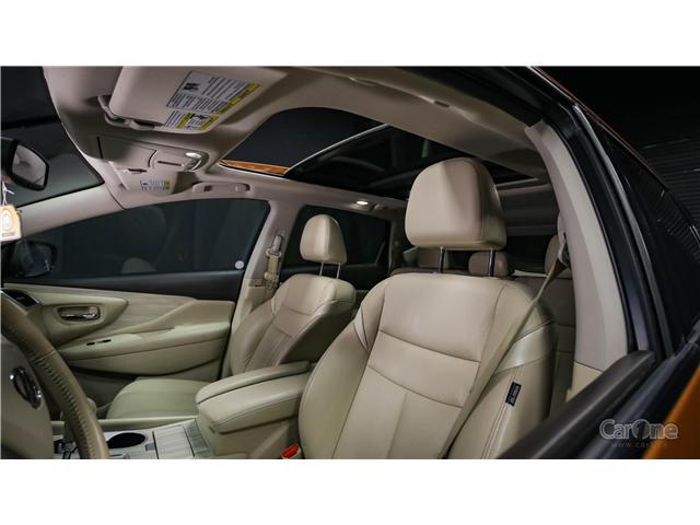 2016 Nissan Murano SL (Stk: CT19-116) in Kingston - Image 30 of 35