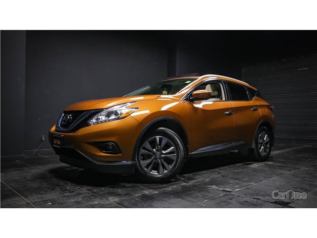 2016 Nissan Murano SL (Stk: CT19-116) in Kingston - Image 32 of 35