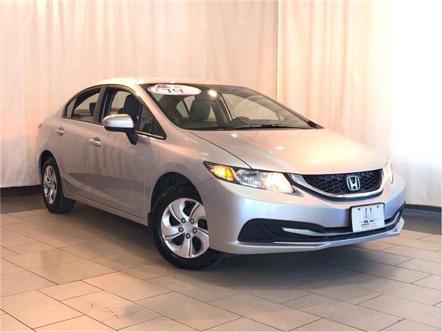 2014 Honda Civic LX (Stk: 38668) in Toronto - Image 1 of 29