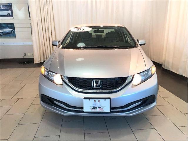 2014 Honda Civic LX (Stk: 38668) in Toronto - Image 2 of 29