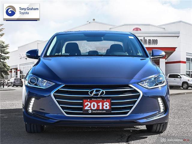 2018 Hyundai Elantra GL SE (Stk: U9082) in Ottawa - Image 2 of 29